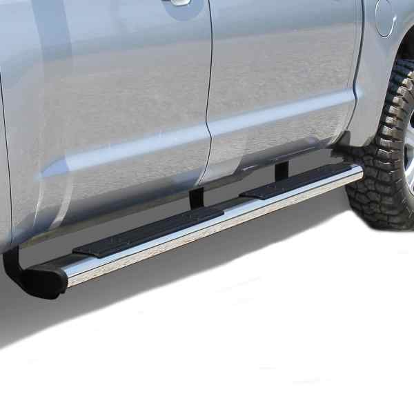 "Go Rhino 6"" OE Xtreme Oval Polished Stainless Steel Bar"