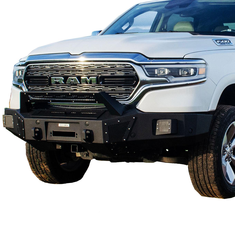 Go Rhino BR5.5 Front Bumper Dodge Ram Truck New Body
