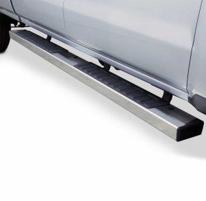 Go Rhino OE Xtreme II Polished Stainless Side Steps