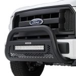 "Go Rhino RC2 Bull Bar with 20"" Light Bar Cutout Lights Included Ford"