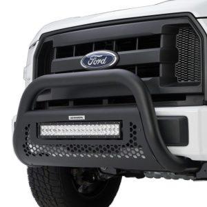 "Go Rhino RC2 Bull Bar with 20"" Light Bar Cutout Lights Included Ford"