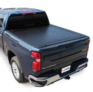 Pace Edwards JackRabbit Matte Black Truck Bed Cover