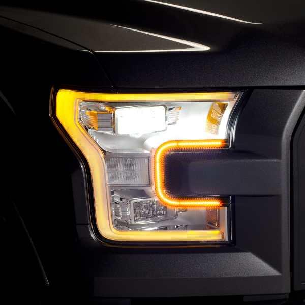 Putco DayLiner SwitchBack LED Headlight Strips