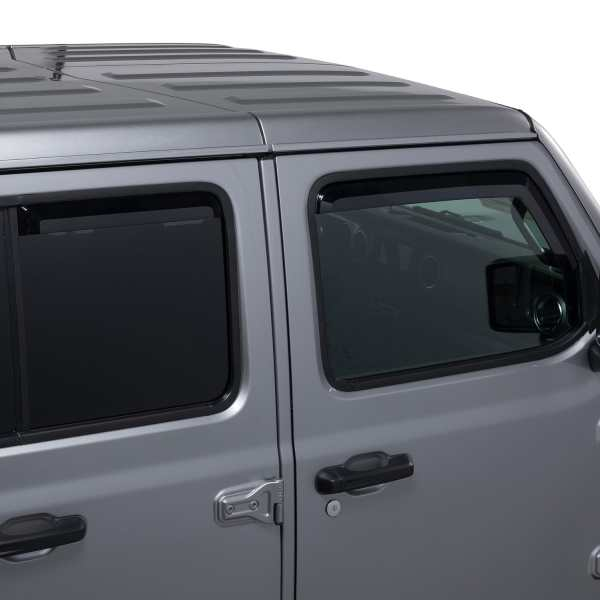Putco Window Deflectors 580221