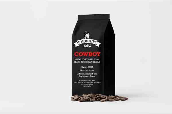 Cowboy Coffee - Whole Bean (12oz Bag)