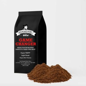 RHR Game Changer Coffee – Regular Grind (12oz Bag)