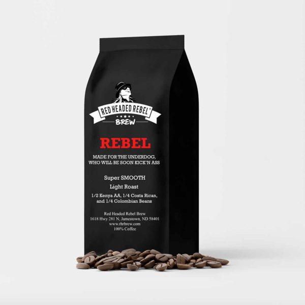 RHR The Rebel Blend Coffee - Whole Bean - 12 oz Bag