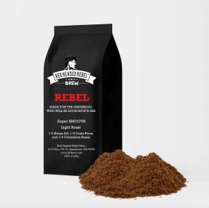 The Rebel - Regular Grind (12oz Bag)