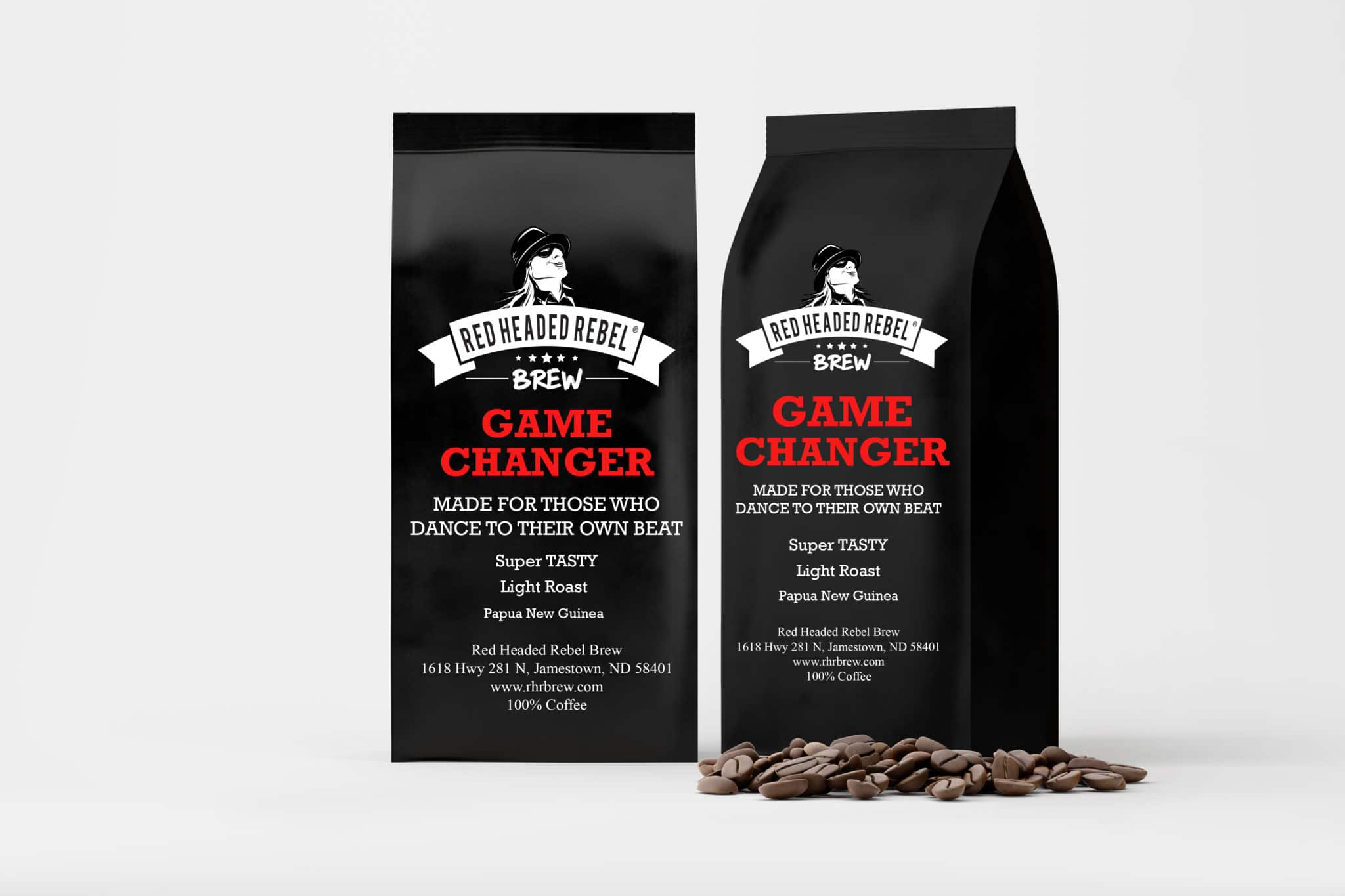 Game Changer Coffee - 2 Pack - Whole Bean