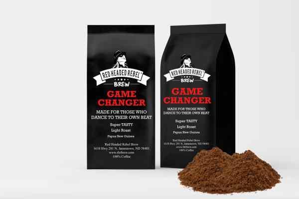 Game Changer Coffee - 2 Pack - Regular Grind