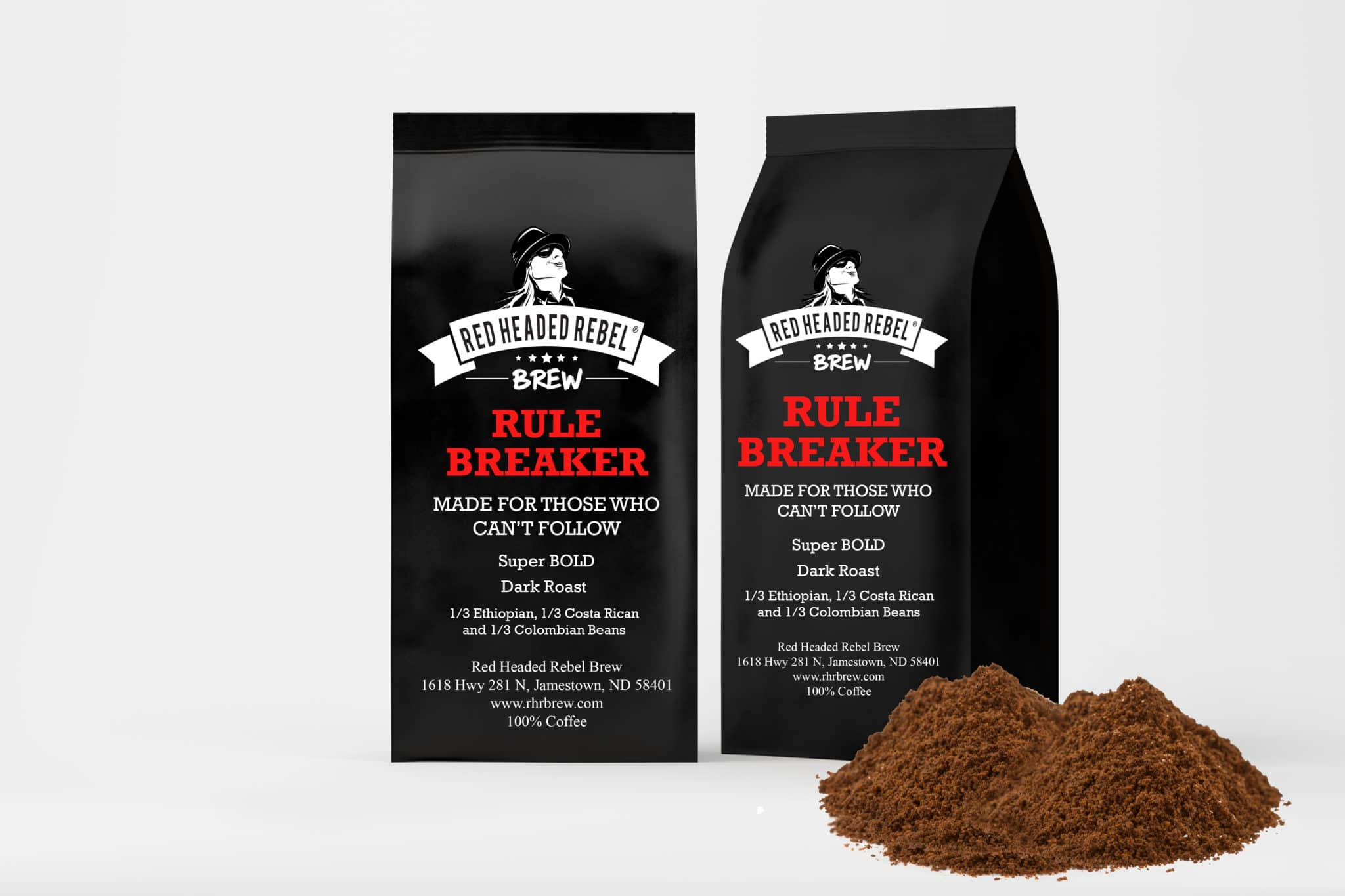 Rule Breaker Coffee - 2 Pack – Regular Grind