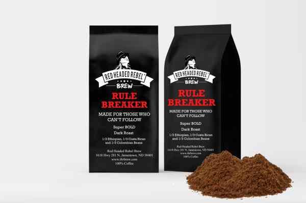 Rule Breaker Coffee - 2 Pack – Regular Grind