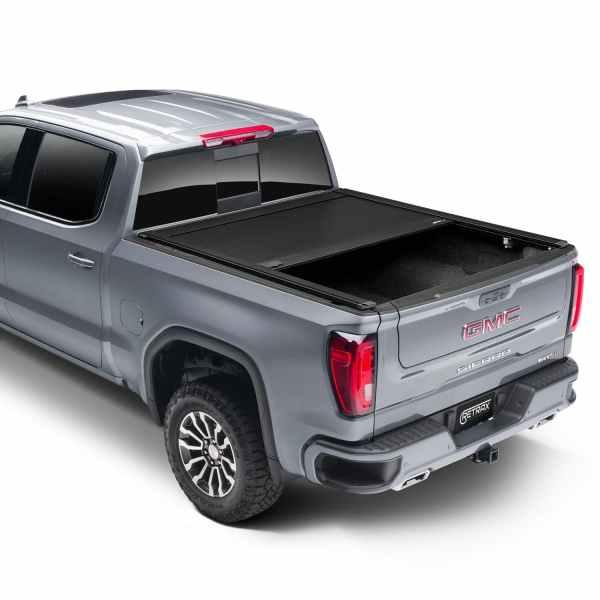 ReTraxONE XR Truck Bed Cover open