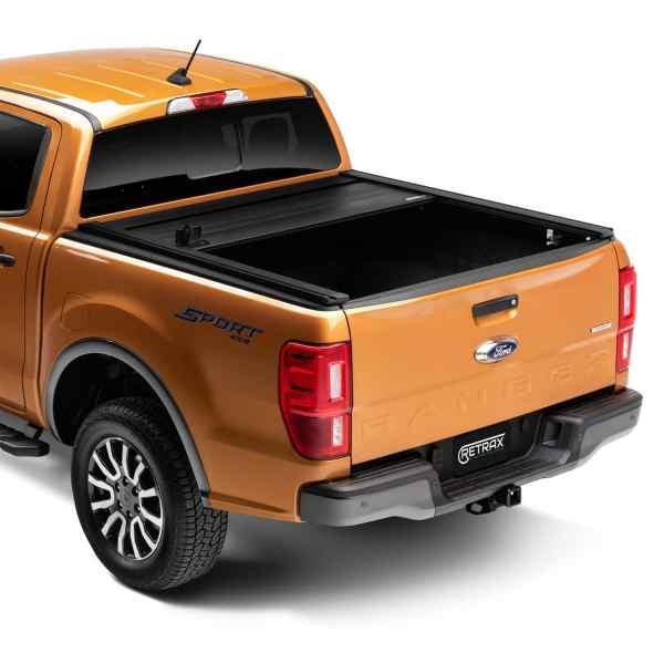 RetraxPRO XR Aluminum Truck Bed Cover Ford Ranger