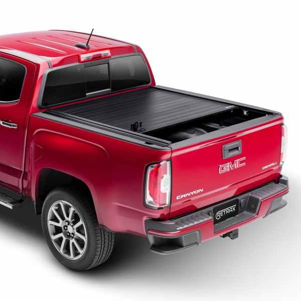 Retrax PowertraxONE MX truck bed cover GMC
