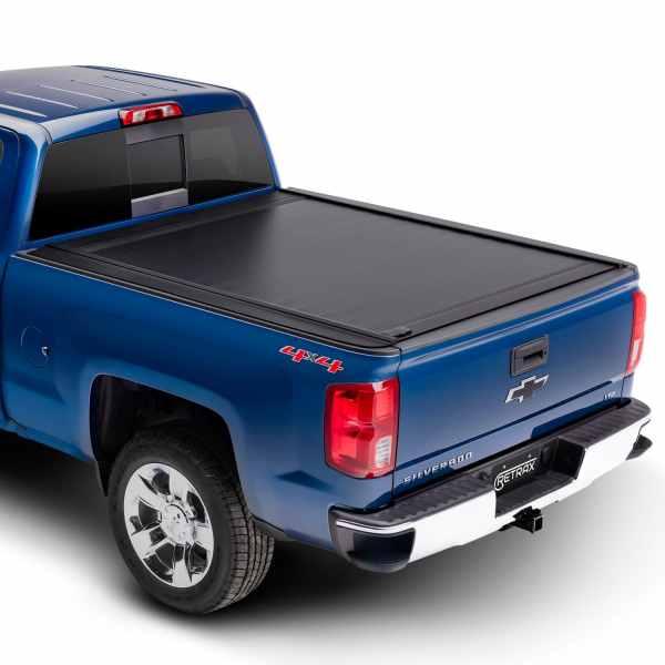 RetraxONE MX Truck Bed Cover Chevy Silverado
