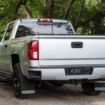 Custom Mud Flaps are a Must for Any Truck