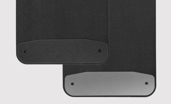 Double-Sided Trim Plates for the Look You Want