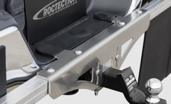 Built-In Stabilizer Plate Eliminates Shaking & Doubles as Step