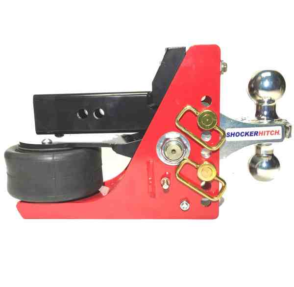 Shocker 12K Air Hitch with Combo Ball