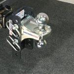 "Shocker XR Combo Ball Mount 8"" Adjustment"