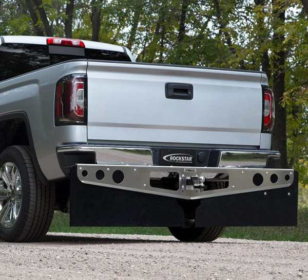 Protect Anything You Tow with Rockstar XL Mud Flaps