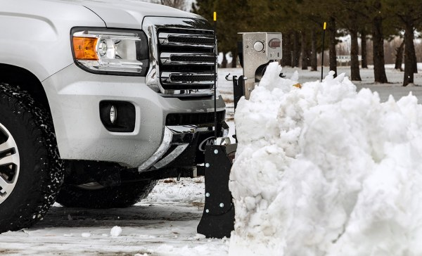 Convenience is Key - Drops or Lifts Plow On Demand