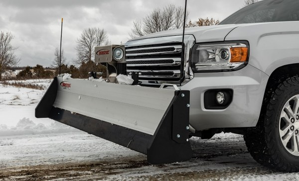 Never Leave Your Truck Cab for Faster Plowing