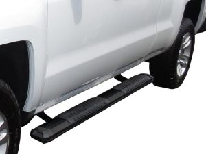 "Steelcraft STX400 5"" Black Aluminum Side Step"