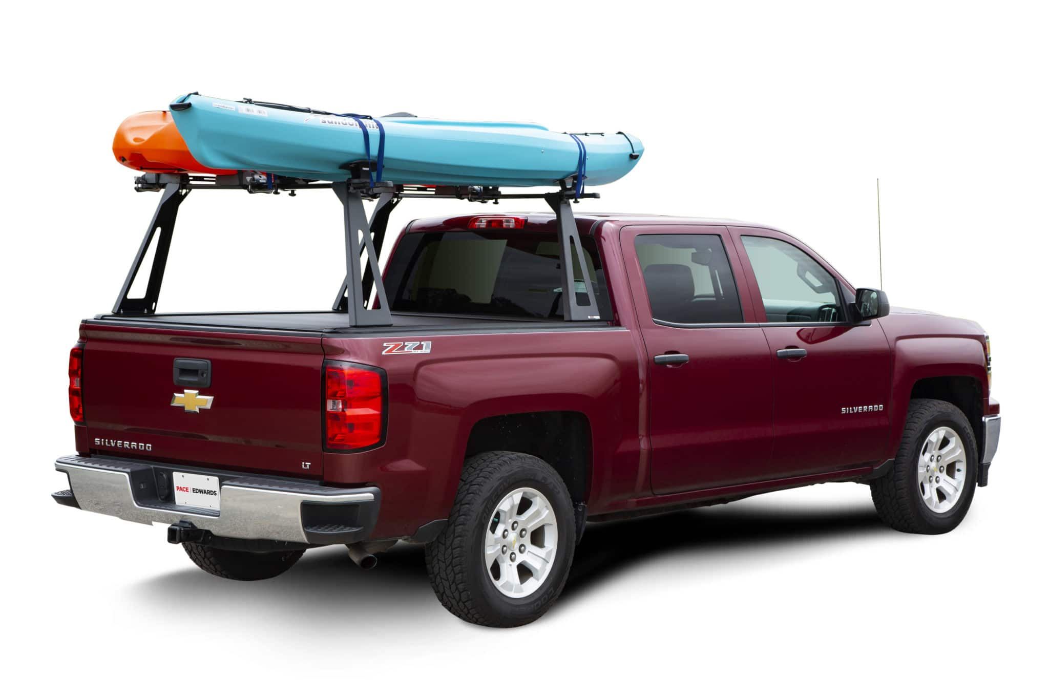 Tonneau Rack for Kayaks