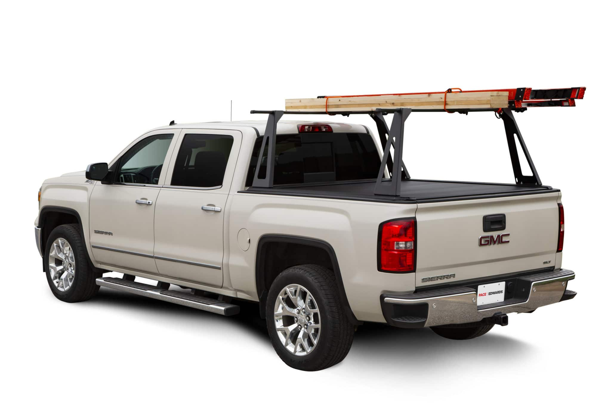 Tonneau Rack for Ladders