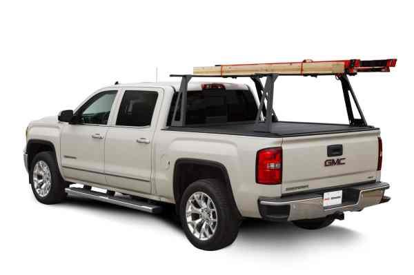 Tonneau Rack for Ladders