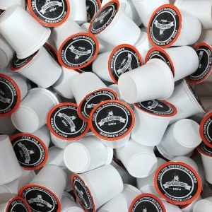 RHR Top Shelf Coffee - Rebel Cups - Single Serve 200 Unit Case