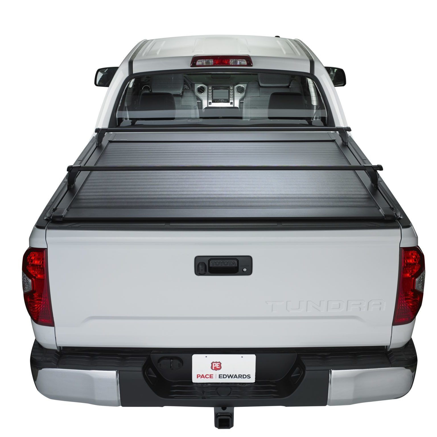 Ultragroove Tonneau on Toyota Tundra (rack not included)