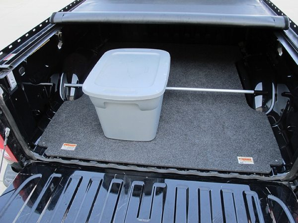 Perfectly Doubles as a Cargo Manager