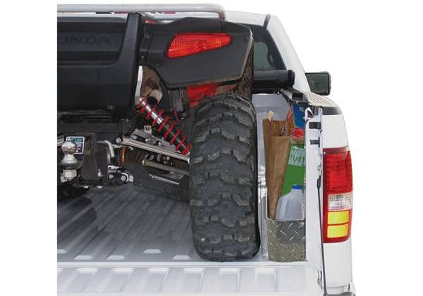 Storage without Losing Bed Space