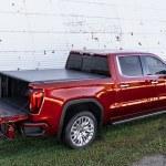 Access Lorado on 2019 GMC Sierra with Multi-Pro Tailgate