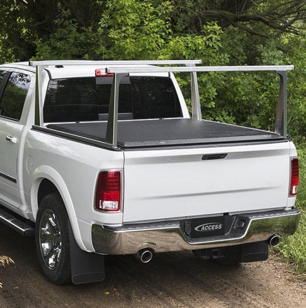 Access Cover & Adarac Truck Rack on Ram