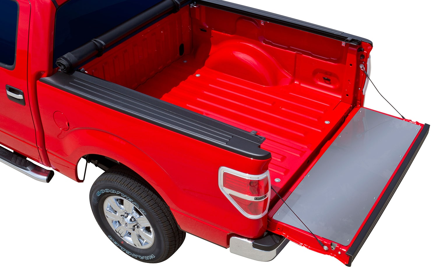 Access Tailgate Protector on Ford 150