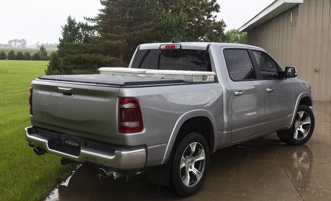 Access Toolbox Edition Roll Up Truck Bed Cover Rhr Swag