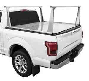 Adarac Aluminum Pro Series Truck Racks