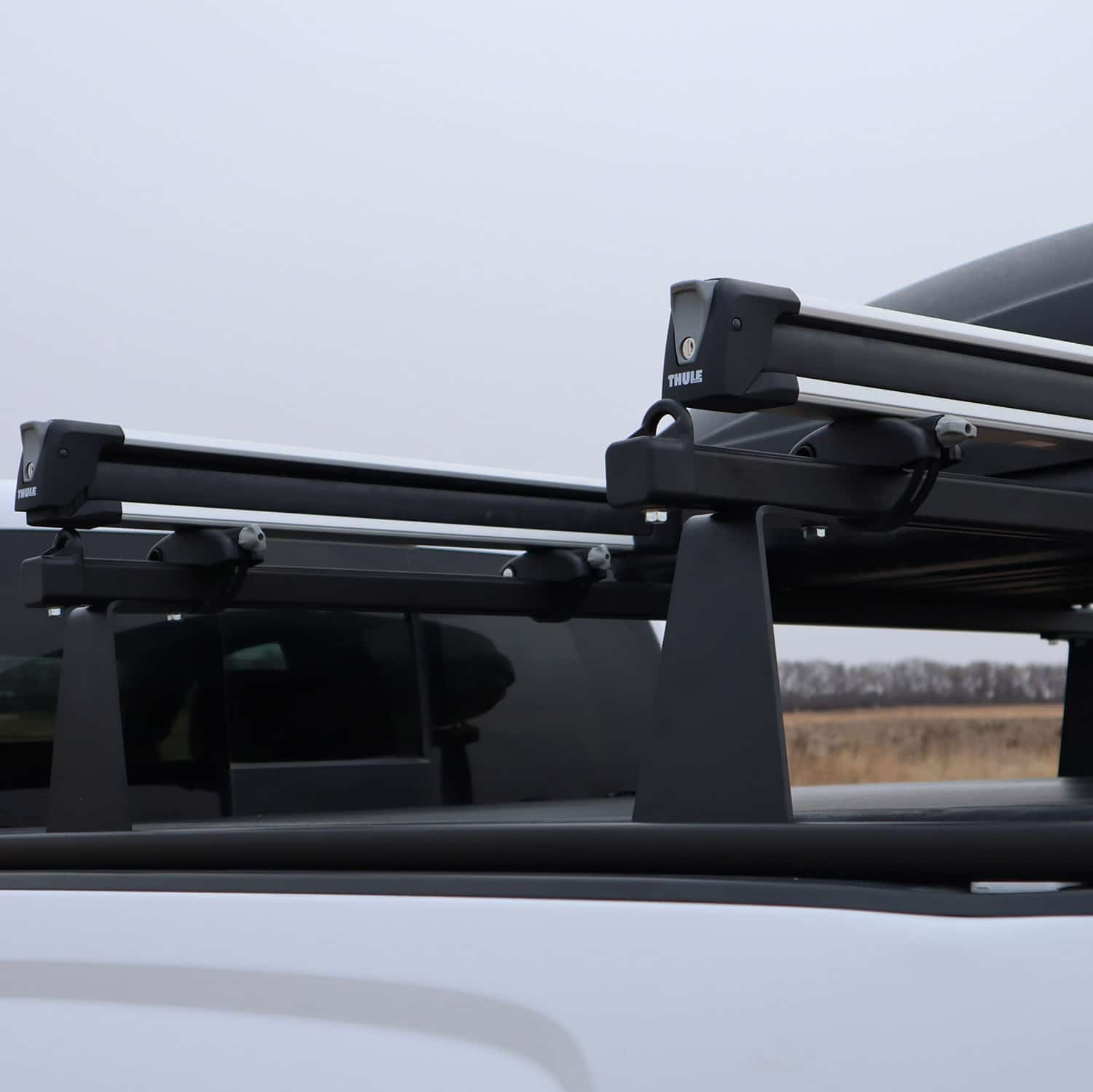 M-Series Rack with Ski & Snowboard Carrier
