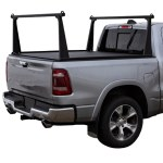 Adarac Black Matte Pro Series Truck Racks