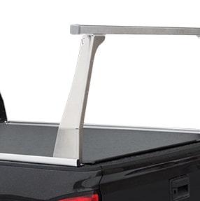 Contour - Clear Aluminum Left Upright Only