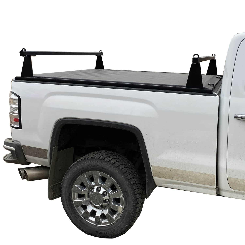 Adarac Matte Black M-Series Truck Rack