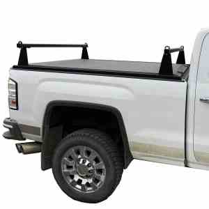 Adarac Matte Black M-Series Truck Rack