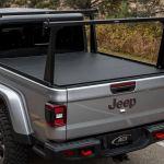 Adarac Pro Matte Black on Jeep Gladiator