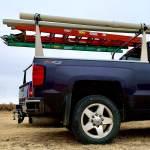 Adarac Pro Series Rack with Ladders