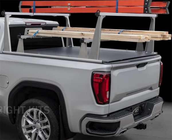 Adarac Uprights & Cross Bar Kit (2 uprights 1 cross bar)