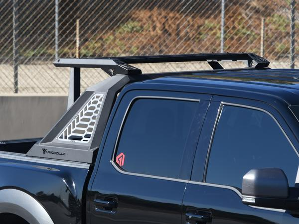 CR-X Rear Facing Roof Rack